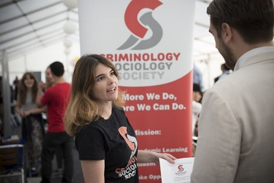 Criminology and Sociology Society member