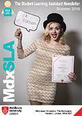 SLA Newsletter - Issue 12