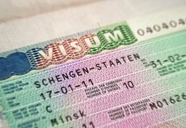 Schengen and other visas