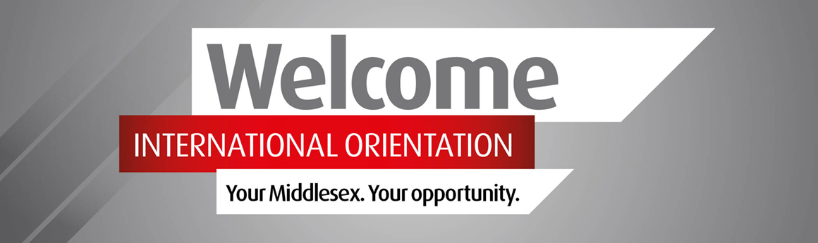 International Orientation Banner