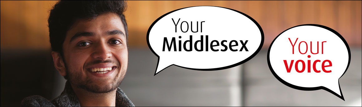 Your Middlesex, Your Voice