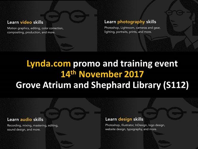 Lynda.com Event Image