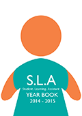 SLA Yearbook 2014-15