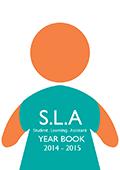 SLA Yearbook 2014-15