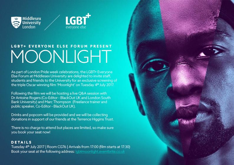 Moonlight Film Screening Unihub