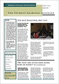 SLA Newsletter Issue 1