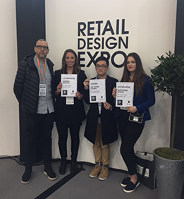 retail design awards