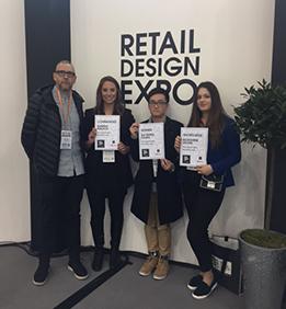 retail design awards