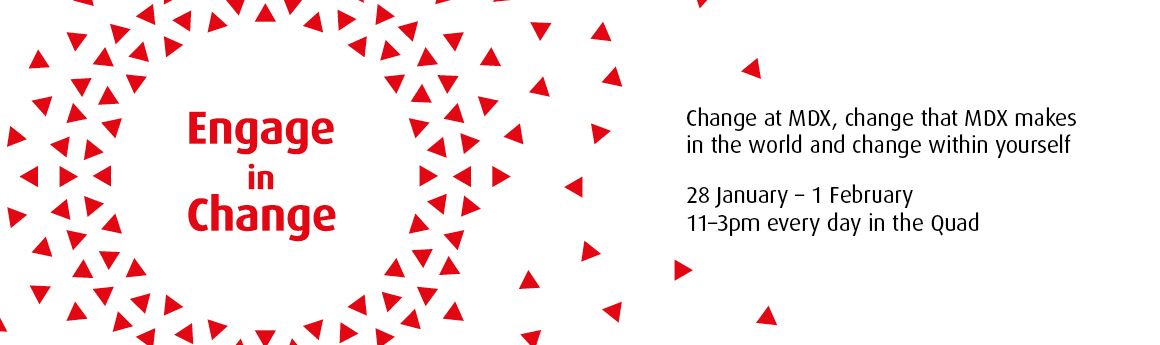 Engage In Change Week | UniHub